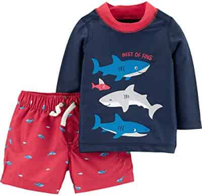 a356a514b5 Shopping Under $25 - Blues - Carter's - Swim - Clothing - Baby Boys ...