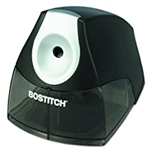 Stanley Bostitch Personal Electric Pencil Sharpener, Black (EPS4-BLACK)
