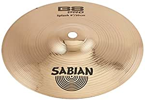 Sabian 30805B B8 Pro 8-inch Effect Cymbal