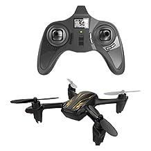 Hubsan H107P X4 Plus Quadcopter (Black)