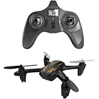 Hubsan H107P X4 Plus Quadcopter (Black)