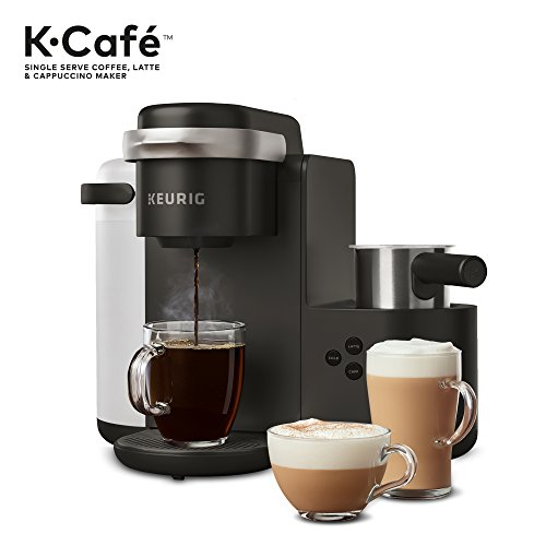 Keurig K Cafe Single Serve K Cup Coffee Maker Latte Maker