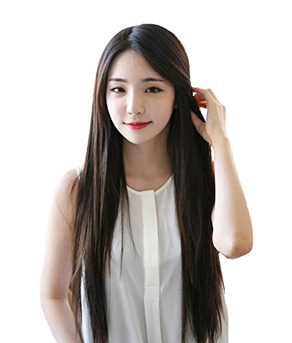 Cheap Wigs With Bangs (SuperWigy® Fashion Cute Girls' 26