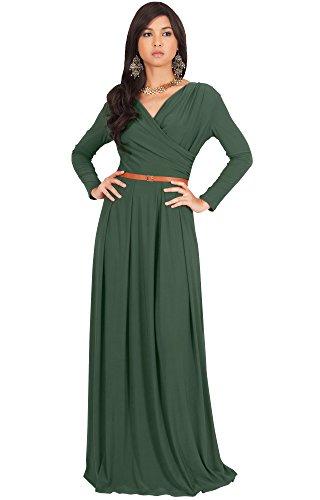 Floor Length Evening Gowns - 9