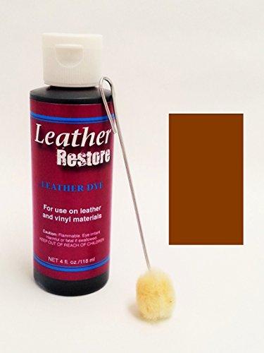 leather dye kits dark brown - 6