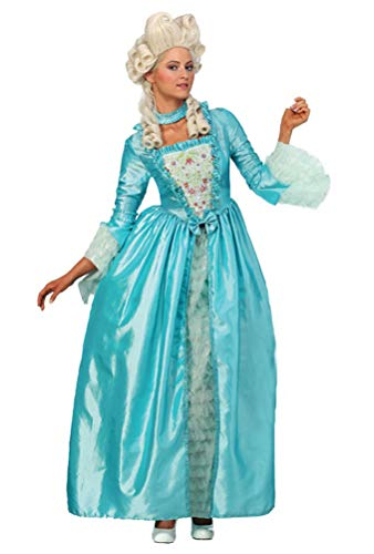 COSKING Women's Reneissance Princess Costume, Deluxe Halloween Mary Queen Cosplay Outfit (Tag Size-L) for $<!--$102.99-->