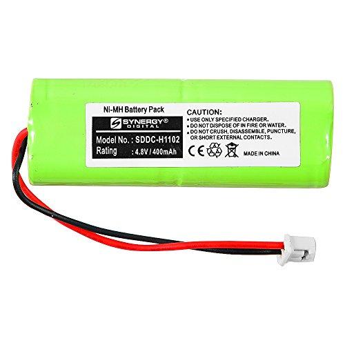 GP 40AAAM4SMX Replacement Battery (Ni-MH, 4.8V, 400 mAh) Battery - Replacement for GP - 28AAAM4SMX, GP - 40AAAM4SMX, Mighty Pets - BP-12, Sanik - 4SN-2/3AAA40H-H-XA1, Interstate - NIC0962 Batteries