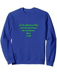 The Book of Mormon - affection inspirational sweatshirt
