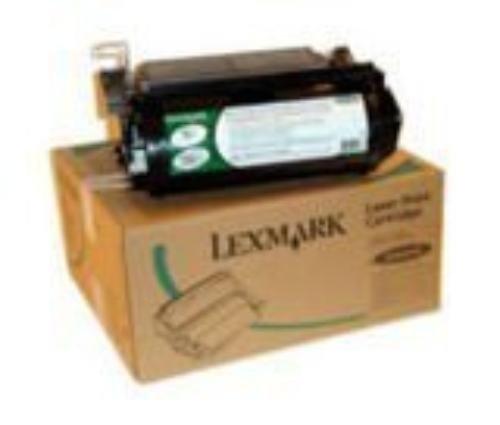 Lexmark Reman Toner (Lexmark REMAN PREBATE CART 25K-OPTRA T 4069 ( 12A5340 ))