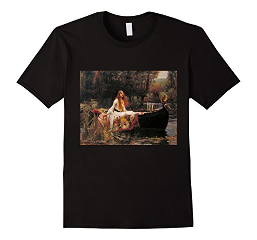 The Lady of Shalott by John Waterhouse Painting - William John Painter
