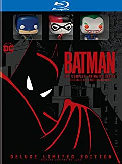 Batman Animated Series: DE: LE [Blu-ray] (B07G24NZGG) | Amazon price tracker / tracking, Amazon price history charts, Amazon price watches, Amazon price drop alerts