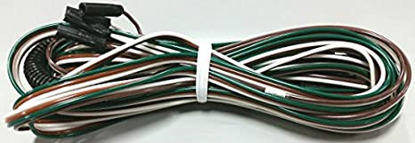 amazon com shorelander 5110565 2 x 4 frame harness led right rh amazon com