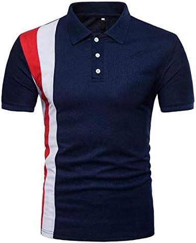HWTP Camisa de Golf Polo: combinación de Colores de Moda, Material ...