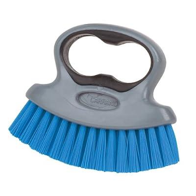 Carrand 92047 Two-Finger Loop Scrub Brush: Automotive