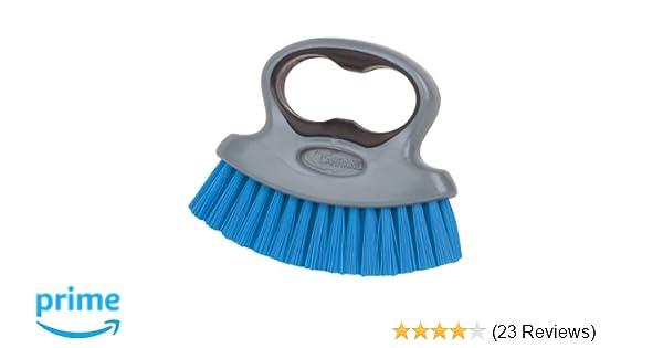 Car Care Carrand 92047 Two-Finger Loop Scrub Brush