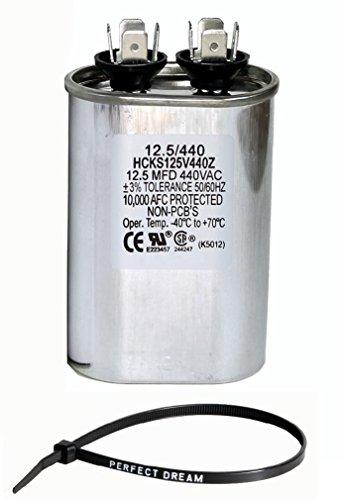 luxaire blower motor 1 2 - 8