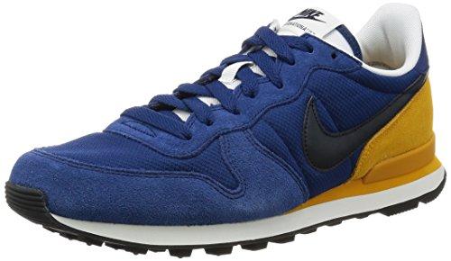 Nike 828041-400 - Zapatillas de deporte Hombre Azul (Coastal Blue / Dark Obsidian-Gold Leaf)