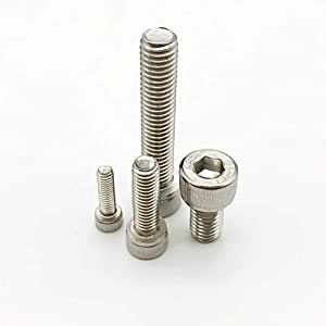 DIN 976 M16X35 Stud Bolts A2 Stainless Steel ASSP0976216-35 50pcs Ships Free in USA by Aspen Fasteners