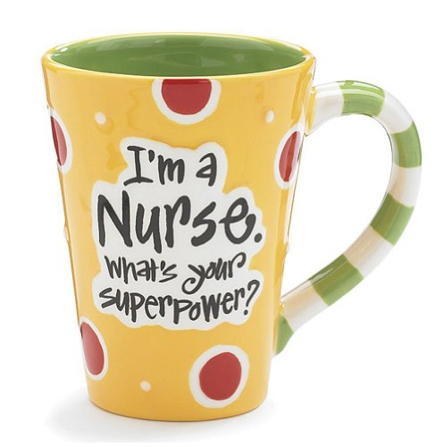 Nurse Coffee Whats Super Nurses product image