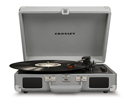 Crosley Cruiser Deluxe Bluetooth Enabled Portable 3 Speed Tu