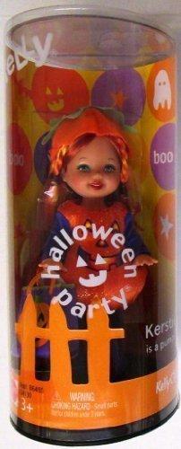 Barbie Kelly Club Halloween Party Kerstie Is a Pumpkin by Mattel]()