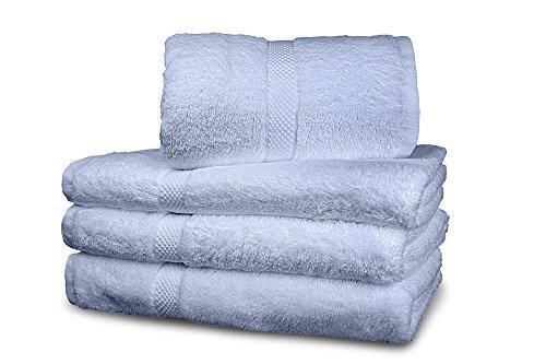 Cheer Collection 4 Piece Luxurious Bath Towel Set (56
