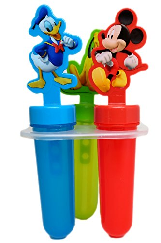 Disney Popsicle Maker Mickey 2 Pack