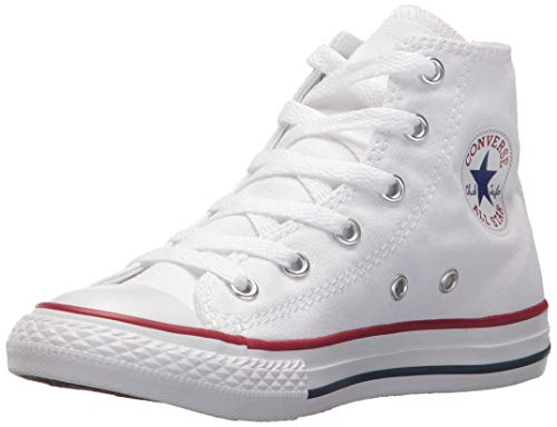 Star Scarpe Top bambini Toddler High Converse Taylor per All Blanc Chuck Optical Bianco twqxnH46