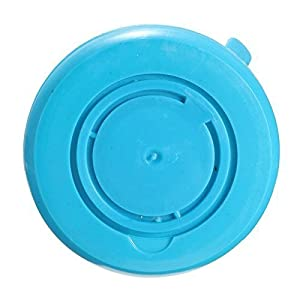 5PCS 55mm 3 or 5 Gallon Replacement Water Bottle Snap On Cap Anti Splash Peel Off Tops Inner Lid