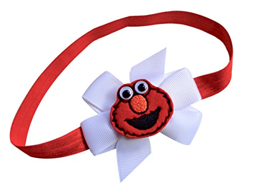 Elmo Elastic Headband for Baby Toddlers and Pre
