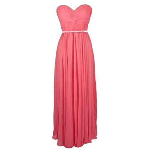 Lemai Criss Cross Long Sash A Line Prom Fomal Corset Evening Bridesmaid Dresses US16W