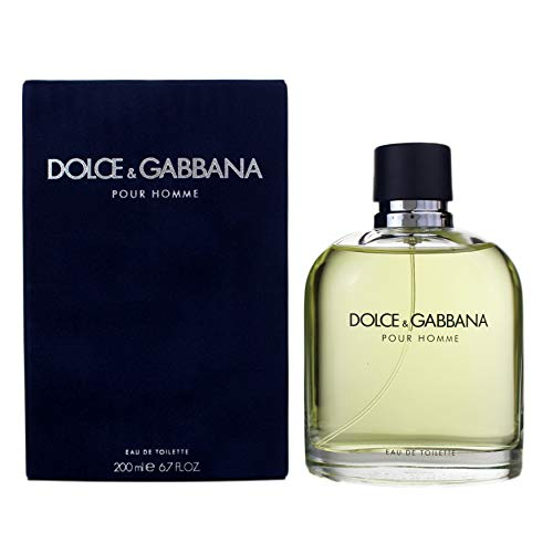 Dolce & Gabbana Pour Homme Perfume Hombre 200 ml