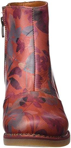 Art 1073, Stivali Corti Donna Multicolore (Fantasy Petalo 1073)