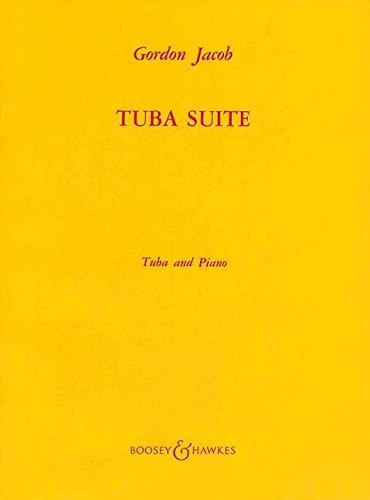Tuba Suite  Tuba Und Klavier.