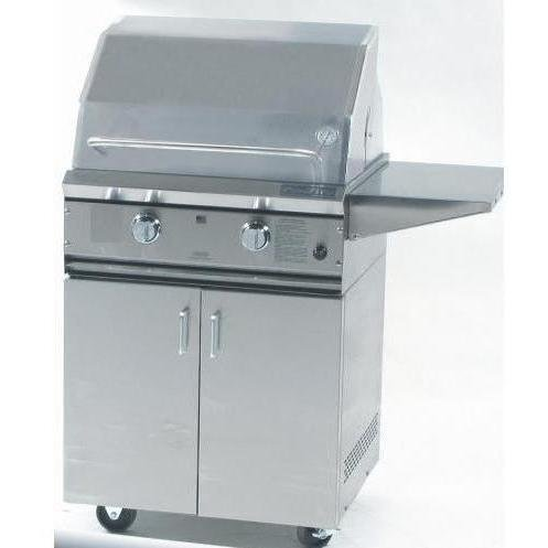 Profire Professional Series 27-inch Freestanding Propane Gas Grill With Searmagic Grids ()