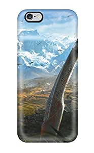 4625137K59344001 Premium Case With Scratch-resistant/ Far Cry 4 Himalayas Case Cover For Iphone 6 Plus