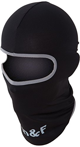 Balaclava - Windproof Ski Face Mask for Outdoor Sports is Multifunctional, Highly Comfortable, Light and Thin Protection from Wind, Dust and Sun in Cold and Hot Weather