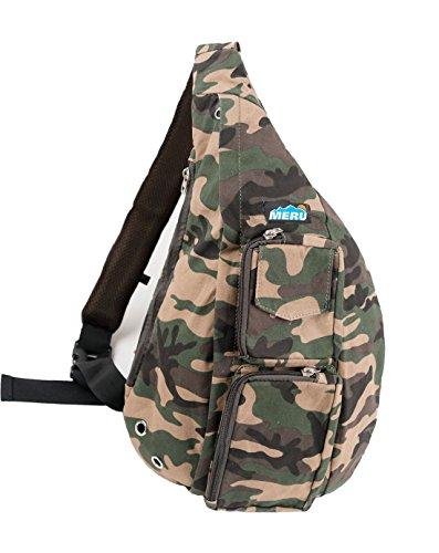 Camo Rope Bag - 3