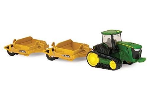 Ertl Collectibles John Deere 9560RT Tractor with - Authentics Ertl Diecast Model