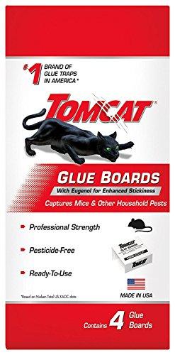 - Tomcat 0363110 Multi Pest Glue Board w/Eugenol (2 Pack)