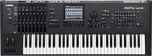 YAMAHA Music Synthesizer MOTIF XF6