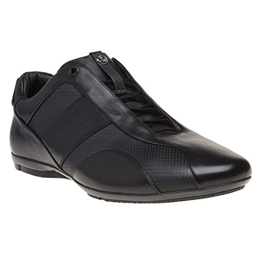 BOSS Sporty Low Mercedes Benz Collection Mens Sneakers (Boss Black Collection)