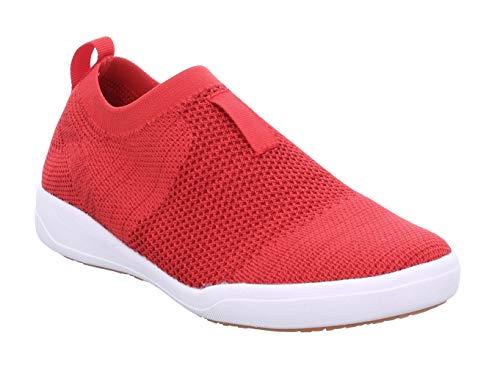sneaker 68864 pantofole elastico Sina Seibel Slipon Donna scarpe 64 Josef Rot RwPAS
