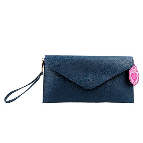 Aossta Ladies Envelope Evening Clutch Wedding Party Bags