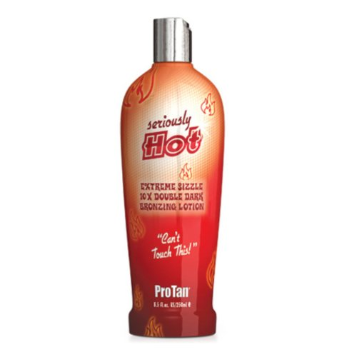 Tanning Lotion With Tingle And Bronzer - 5