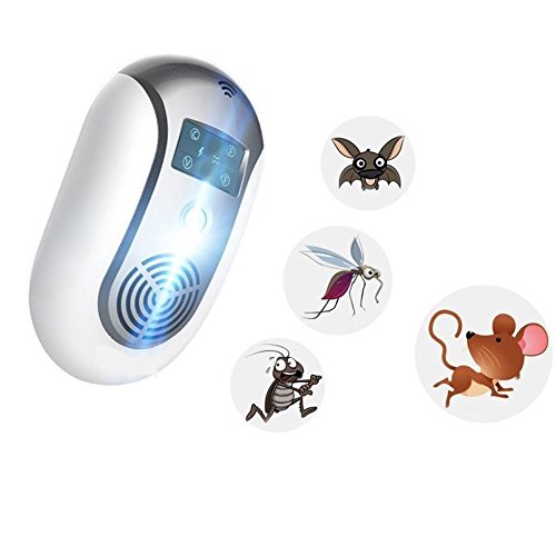 ZooArts Electronic Insect Mosquito Killer Eliminates Most Flying Pests Perfect for Indoor Outdoor Home Traveling by ZooArts (Image #4)