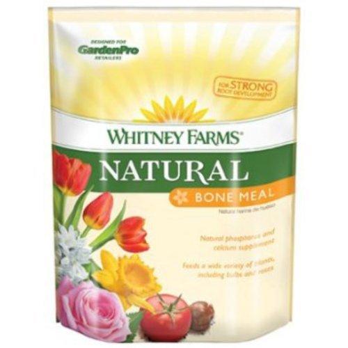 Whitney Farms 109128 Natural Bone Meal, 6-9-0, 3-Pound
