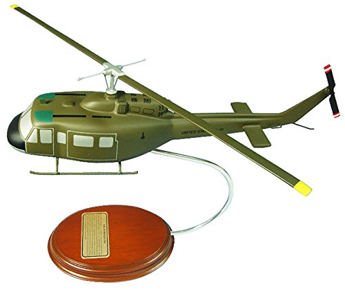 Mastercraft Collection UH-1D Iroquois Model Scale:1/57 Uh 1d Huey Helicopter