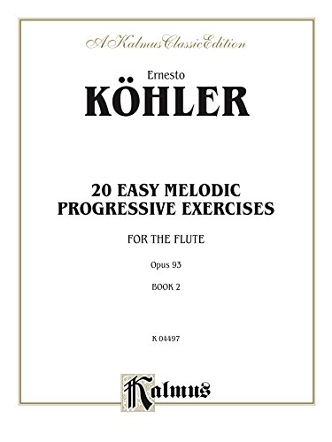 Customers Who Bought Twenty Easy Melodic Progressive Exercises, Op. 93, Volume 2 Also Bought: