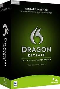 Dragon Dictate 2.0 English
